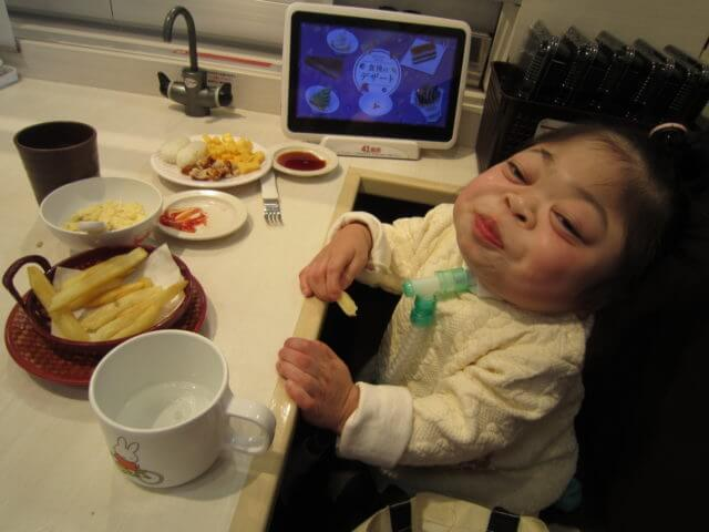 あんじは回転寿司が大好き♡呼吸器っ子と外食する方法