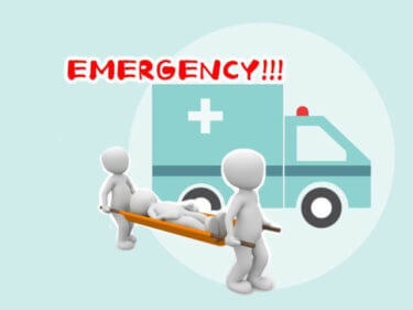 【医療的ケア児】救急車を呼ぶときの通報と準備のポイント